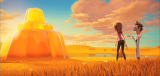 Sony Pictures Animation「Cloudy With a Chance of Meatballs」